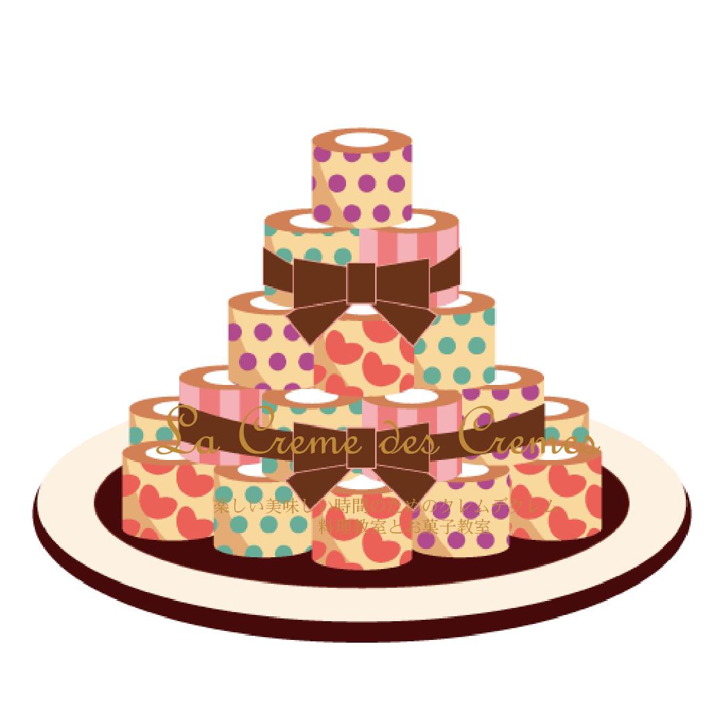 デコロールケーキお菓子教室|可愛いキャラクターのケーキ