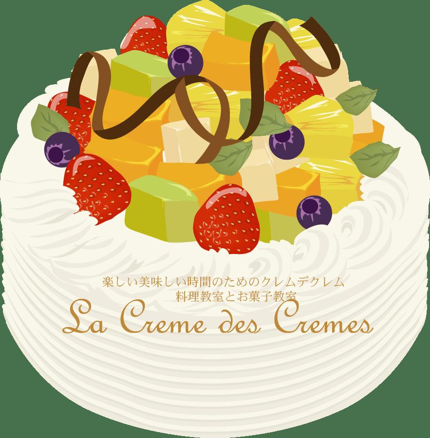 ショートケーキ1日お菓子教室|新浦安東京ベイ