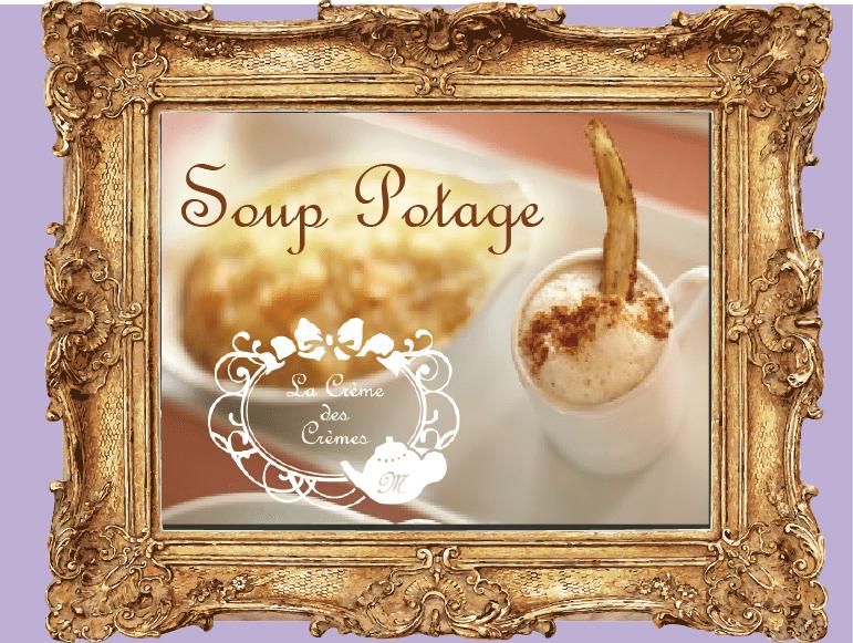 スープでおもてなし