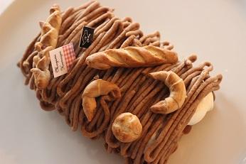 モンブラン|フランス菓子教室 熊谷真由美のラクレムデクレム