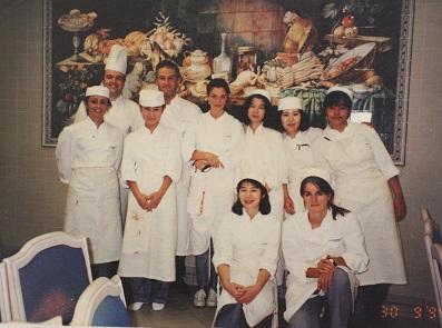 パリのリッツエスコフィエ料理学校|お料理教室主宰 料理研究家 熊谷真由美