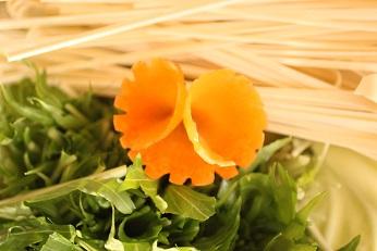 タイ風人参飾り切り|千葉県浦安市の料理教室 熊谷真由美のラクレムデクレム