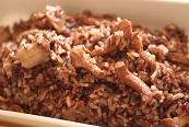 ワイルドライスとセップ茸とジロル茸|千葉県浦安市の料理教室 熊谷真由美のラクレムデクレム
