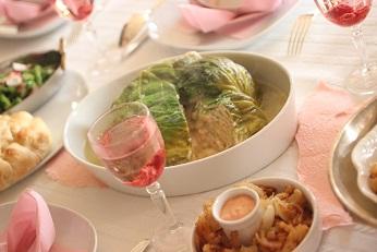 ロールキャベツ|料理教室 熊谷真由美のラクレムデクレム