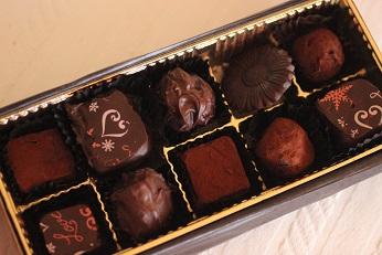 手作りボンボンショコラ|お菓子教室 熊谷真由美のラクレムデクレム