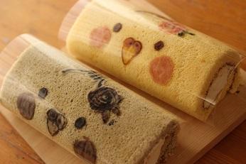 |千葉県 色デコロールケーキお菓子教室
