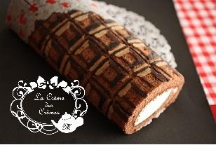 |千葉県デザイン デコロールケーキお菓子教室