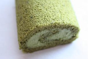 抹茶のロールケーキ|お菓子教室