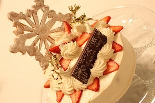 ショートケーキ ココアスポンジ|千葉県のお菓子教室