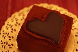 ガトーショコラ ガトーマルキーズ バレンタイン|千葉県浦安市の少人数フランス菓子教室