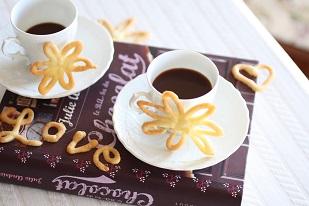 お花のクッキー|千葉県のお菓子教室