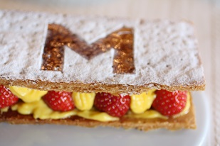 ミルフィーユ|千葉県浦安市のお菓子教室 熊谷真由美のラクレムデクレム