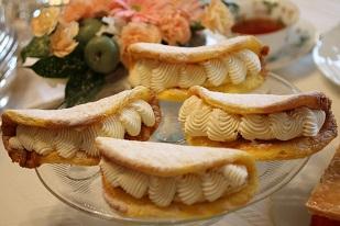 バナナオムレット(オムレツケーキ)|千葉県浦安市のお菓子教室 熊谷真由美のラクレムデクレム