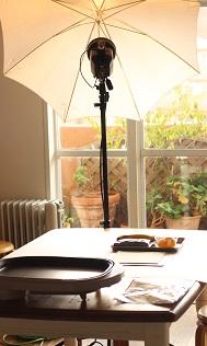 雑誌撮影風景|浦安市の料理教室 熊谷真由美のラクレムデクレム