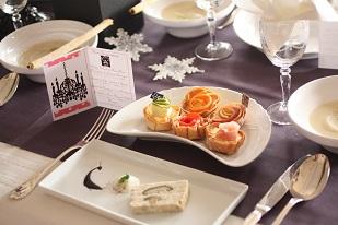 クリスマスおもてなし|千葉県浦安市の料理教室 熊谷真由美のラクレムデクレム