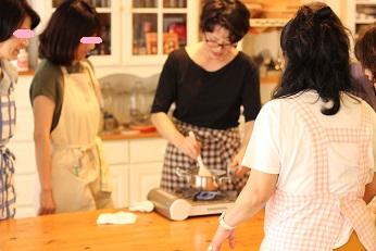 料理研究家の料理教室 熊谷真由美のラクレムデクレム
