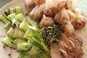 ペーパーチキン|おもてなし料理教室  料理研究家 熊谷真由美のラクレムデクレム