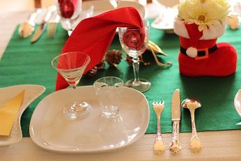 ナプキンの折り方 フェステバル|料理研究家の料理教室 熊谷真由美のラクレムデクレム