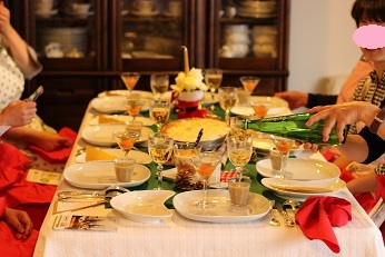 クリスマスのおもてなし料理|料理教室 熊谷真由美のラクレムデクレム