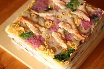 岩国寿司|千葉県浦安市の料理教室 熊谷真由美のラクレムデクレム