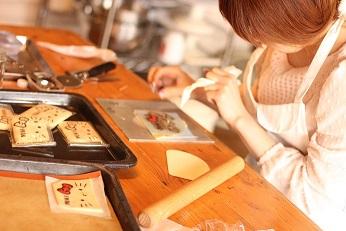 お菓子教室|千葉県 プリントクッキー教室