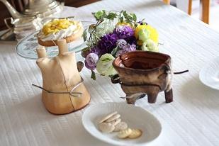 パスカル アニョの焼き型|千葉県浦安市のお菓子教室
