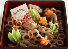 の飾り切り|料理研究家の料理教室 熊谷真由美のラクレムデクレム(千葉県浦安市)
