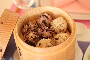 もち米団子のレシピ作り方|千葉県浦安市の料理教室 熊谷真由美のラクレムデクレム