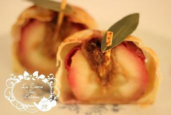 可愛いアップルパイのレシピ プロの料理研究家の自宅キッチンで学ぶ少人数制のサロン風お菓子教室。