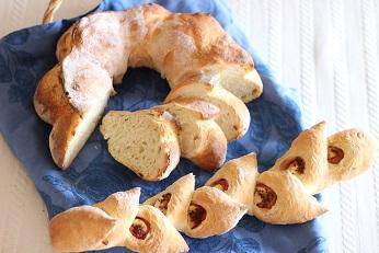 こねないパンの天然酵母でつくる巨大パン