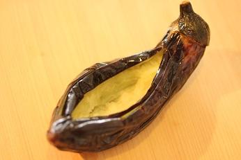 飾り切り なす 船|千葉県浦安市の料理教室 熊谷真由美のラクレムデクレム
