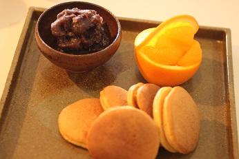 可愛いミニどら焼き|千葉県浦安市の料理教室 熊谷真由美のラクレムデクレム