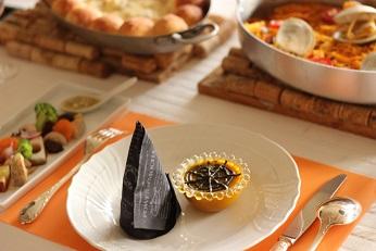 ハロウインのかぼちゃのポタージュ|料理研究家 熊谷真由美のおもてなし料理教室