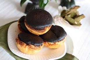 フランスの真っ黒いチーズケーキ トルトー フロマージュ|千葉県のお菓子教室