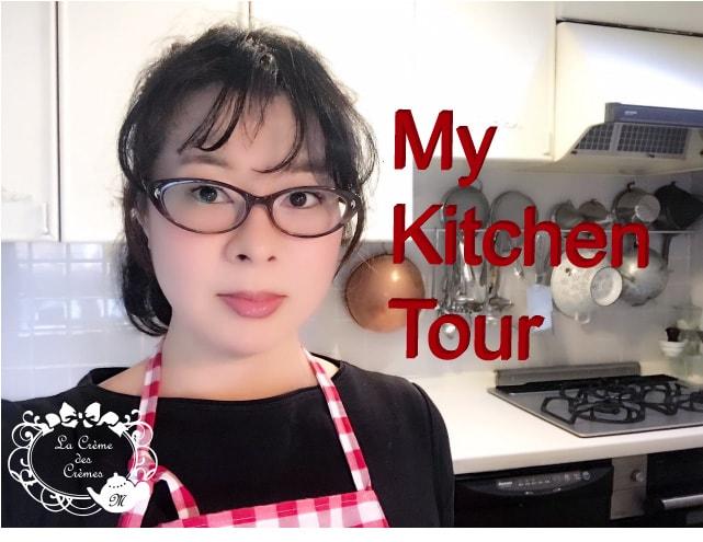 料理教室主宰の料理研究家のキッチンツアー