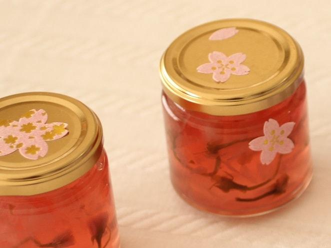 フランス菓子教室|千葉県 桜ジャムのレシピ