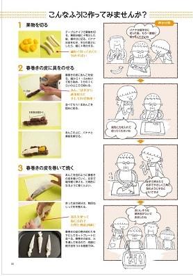 端午の節句のお菓子 ちまき|熊谷真由美のお菓子教室ラクレムデクレム