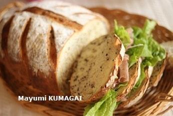 こねないパンのビューリーブロート作り方