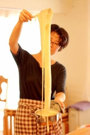 アリゴ|のびーるマッシュポテトのレシピ|千葉県浦安市の料理教室 熊谷真由美のラクレムデクレム
