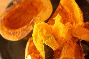 かぼちゃの大量消費!ベイクドかぼちゃ