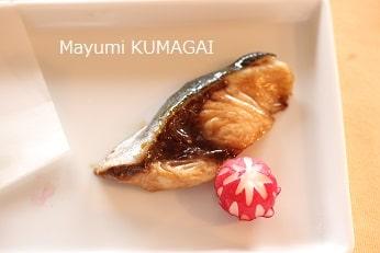 ブリの照り焼きで来客おもてなし|千葉浦安市県のお料理教室 熊谷真由美のラクレムデクレム