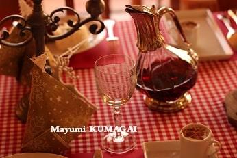 ワインのデカンターカナ―ル型