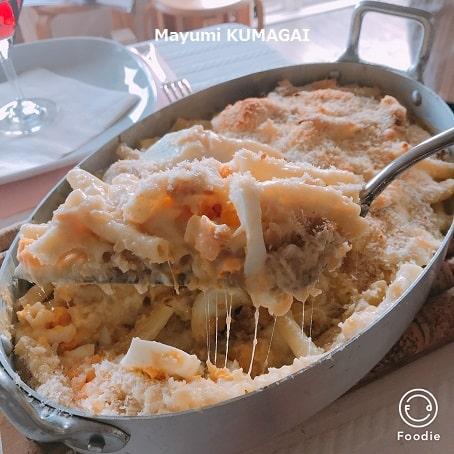 卵のグラタン|お料理教室ラクレムデクレム10の秘密|料理研究家 熊谷真由美のおもてなし料理教室