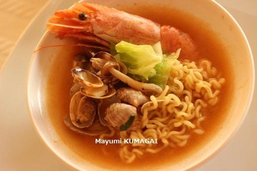 韓国海鮮鍋ヘムルチョンゴル