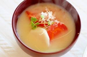 関西風の白味噌のお雑煮のレシピ作り方