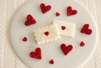 大根のラブレターの飾り切りレシピ|料理研究家の料理教室 熊谷真由美のラクレムデクレム