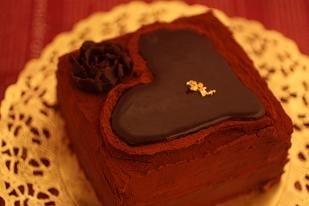 ガトーマルキーズ・濃厚チョコレートケーキ