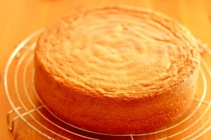 スノーマンのショートケーキのレシピ