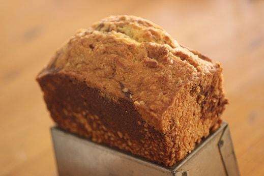 焼き菓子 マーブルパウンドケーキ|新浦安のお菓子教室ラクレムデクレム