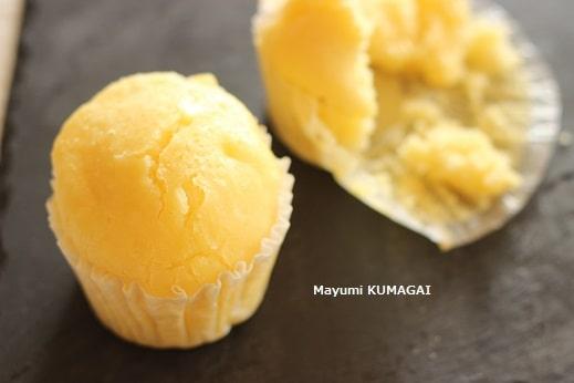 クリームチーズでつくる木村屋みたいなお味のチーズ蒸しパン